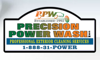 Precision Power Wash Inc