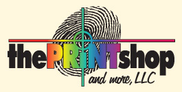 The Print Shop and More, LLC
